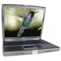 """DELL Latitude D610 - intel Centrino 1.73 Ghz - 2048Mo - 60Go -14"""" - DVD-GRAVEUR  - WiFi - Windows XPPro installé"""