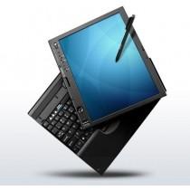 "TABLET PC LENOVO x61T Core 2 Duo L7500 - 1.66Ghz -2048Mo -320Go - 12"" XGA - WiFi - Windows 10 Home"