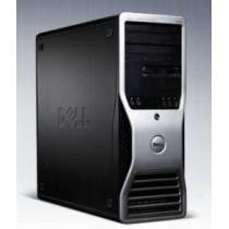 DELL Precision T3500 - QUAD CORE XEON W3565 3.2Ghz - 12288Mo DDR3 ECC - 250Go -  QUADRO 2000  - Windows 10 64bits installé