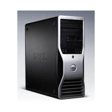 DELL Precision T3500 - QUAD CORE XEON W3530 2.8Ghz - 12288Mo DDR3 ECC - 250Go -  QUADRO 2000  - Windows 10 64bits installé