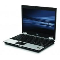 "ultra portable 1.4Kg - HP elitebook 2530P - Core 2 Duo SL9400 1.86Ghz - 4Go - 160Go - DVD+/-RW - 12"" WXGA - WEBCAM - Windows 7"