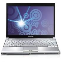 "Ultra-book 978grammes TOSHIBA PORTEGE R600 - C2D U9400 - 3072Mo - 200Go -DVD - 12"" wide + WEBCAM + WiFi + Win 7 64bits"