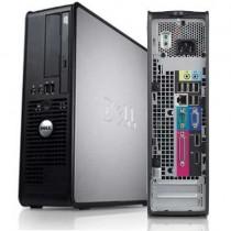 DELL Optiplex 780 - Intel Dual core E5700 à 3Ghz - 4Go / 250Go - DVD+/-RW - Windows 7 installé