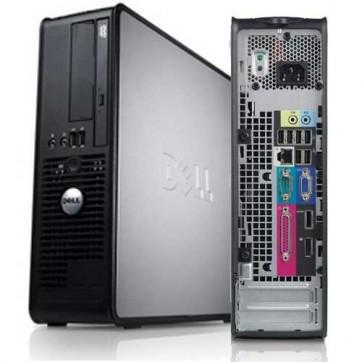 DELL Optiplex 780 - Intel Dual core E5700 à 3Ghz - 4Go / 250Go - DVD - Windows 10 installé