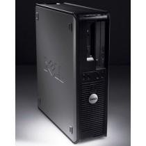 DELL Optiplex 380 - Pentium DUAL CORE E5700 3 Ghz - 2Go / 250Go DVD+/-RW - Windows 7 PRO