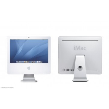"""APPLE IMAC G5 - 2 Ghz - 1Go - 160Go - DVD-/+RW - LCD 17"""" -  OS X 10 INSTALLE"""