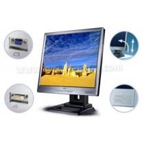 """Ecran LCD BELINEA 1730 - 111728 - 17"""" 4/3 - DVI, VGA, Multimédia"""