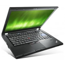 "LENOVO Thinkpad T400 Core 2 Duo P8600 2.4Ghz - 4Go / 160Go - 14.1""  Wide - DVD - WiFi, Bleutooth - Windows 10 64Bits"