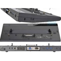DOCKING STATION D'ACCUEIL TOSHIBA PA3838A - R700 - R830 - R930