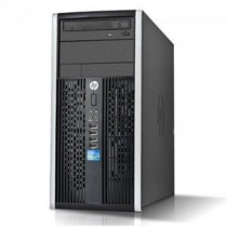 TOUR HP Pro 6000 MT - Intel QUAD CORE Q8400 à 2.66Ghz - 4Go - 320Go - DVD+/-RW - Windows 10 installé