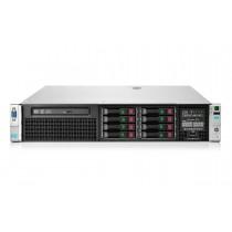HP PROLIANT DL380P G8 RACK  2U - XEON 6 COEURS E5-2620 à 2Ghz - 32Go RAM  - 5*300Go SAS