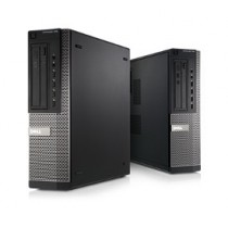 DELL Optiplex 790 SD - INTEL PENTIUM DUAL CORE G620 à 2.6Ghz - 4Go / 250Go - DVD - Windows 7 64bits