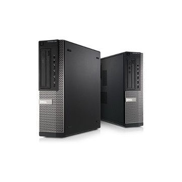 DELL Optiplex 790 SD - PENTIUM DUAL CORE G620 à 2.6Ghz - 4Go / 250Go - DVD - Win 10 64bits