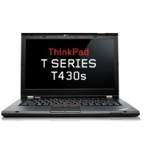 "Ultrabook LENOVO Thinkpad T430s Core I5 3320M à 2.6Ghz - 8Go - 128Go SSD - 14"" + WEBCAM , WiFi, Bth, 3G - Win 10 64bits"