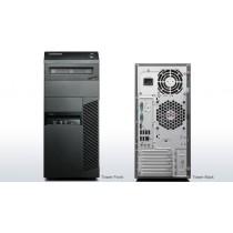 LENOVO TOUR Thinkcentre M82 - Intel dual core G1610 à 2.6Ghz - 4Go / 500Go DVD+/-RW - Windows 7 PRO installé