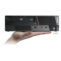 LENOVO USFF Thinkcentre M91- pentium G630  - 4Go / 500Go - DVD+/-RW - Windows 10 64bits - garantie 6 mois