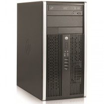 HP ELITE 6300 MT - CORE I5 3570 QUAD à 3.4Ghz - 8Go- 500Go - USB3 - DVD+/-RW - Win 10 64Bits