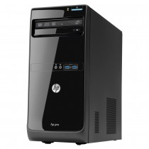 HP PRO 3500 TOUR  - Intel Core I3 à 3.4Ghz  - 4Go - 500Go - DVD+/-RW  - Windows 7 64Bits
