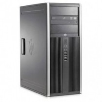 HP Elite 8300 CMT  - Intel Core I3 3220 à 3.3 Ghz  - 8Go - 500Go - DVD+/-RW  - Windows 10 64bits installé