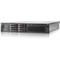 HP PROLIANT DL380 G6 RACK  2U - XEON 4 COEURS 5520 à 2.26Ghz - 20Go - 500+1000Go -  DVD ROM