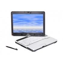 """Tablet PC FUJITSU T731 - I3 2330M 2.2Ghz - 8Go / 320Go - 12"""" tactile + HDMI + WEBCAM - WiFi + BT + 2ème batt -Win 10 Home 64bits"""