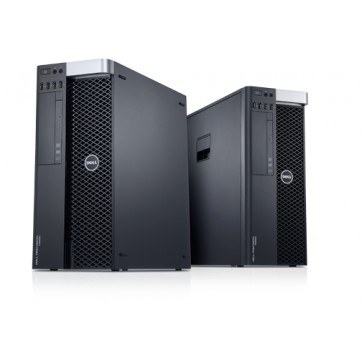 DELL Precision T3600 - XEON E5-1603 à 2.8Ghz - 16Go -600Go -  FIREPRO - Windows 10 64Bits -Gtie 4M