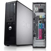 DELL Optiplex 745 SFF - Intel DUAL CORE 1.8 Ghz - 2Go / 80Go - DVD+/-RW - Windows XP PRO