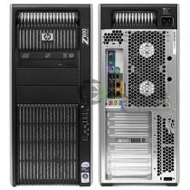 Station Graphique HP Workstation Z800 - QUAD-Core Xeon 2.93Ghz - 12Go - 2*146Go SAS - QUADRO FX3800- Win 7 PRO 64Bits