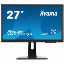 "Ecran IIYAMA 27"" LED WIDE XB2776QS - WQHD 2560*1440 - DVI - VGA - HDMI - Displayport"