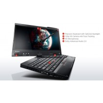 "Tablet PC LENOVO X230T Core I7 3520M - 2.9Ghz - 8Go / 128Go SSD- 12.5"" LED PIVOTANT - USB3  - WiFi - Windows 10 64bits"