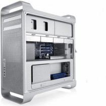 Station APPLE MAC PRO - QUAD CORE XEON 2.66Ghz - 6Go - 640Go - DVD-/+RW - OS X 10.6.3 INSTALLE