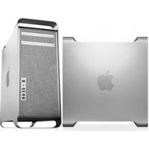 Station APPLE MAC PRO - QUAD CORE XEON 2.8Ghz - 6Go - 250Go - DVD-/+RW - OS X 10.5.6 INSTALLE
