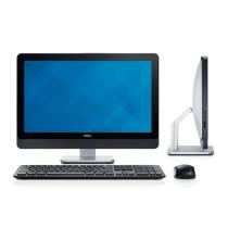 """DELL tout-en-un optiplex 9020 - 23"""" Wide- CORE I5 4670S à 3.1Ghz - 8Go / 500Go DVD+/-RW - Webcam - Win 10 64bits"""