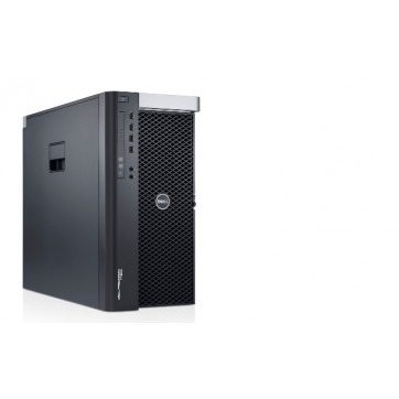 DELL Precision T7600 - BI - XEON OCTO-CORE E5-2650 à 2Ghz - 64Go 3*256Go SSD- QUADRO 6000 - Windows 10 64Bits installé