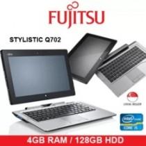 "Tablet PC hybride FUJITSU STYLISTIC Q702 - Core I5 3437U à 2.9Ghz - 4Go - 128Go SSD - 11.6"" tactile + Webcam - Windows 10 64bits"