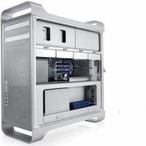 Station APPLE MAC PRO - BI- PROCESSEUR INTEL QUAD CORE XEON 2.8Ghz - 2Go - 250Go - DVD-/+RW