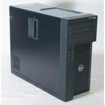 DELL Precision T1650 - intel XEON E3-1225V2 à 3.2Ghz - 8192Mo -250Go - Nvidia QUADRO - WINDOWS 10 64bits