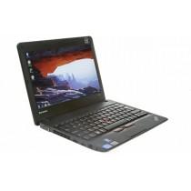 """Ultraportable 1.4Kg LENOVO X121E - AMD E450 à 1.6Ghz - 4Go / 320Go - 11.6"""" LED + webcam - WiFi - Windows 10 64bits"""
