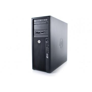 Station Graphique HP Workstation Z210 - Intel XEON E3 à 3.1Ghz - 8Go - 2 x 1000Go - QUADRO - Win 10 64Bits