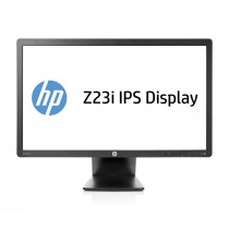 "Ecran 23"" LED IPS HP PRO Z23I - fonction pivot -  DVI + VGA + DP - Hub USB - FULL HD"
