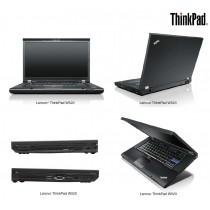 "station LENOVO Thinkpad W520 Core I7 2640M à 2.8Ghz - 8Go - 500Go - 15.6"" FHD + QUADRO 2Go  - WEBCAM - Win 10 64bits"