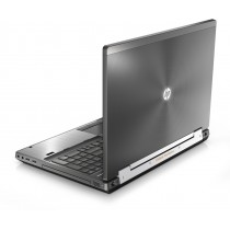 "Station Graphique HP Elitebook 8560W - Core I5-2540M-2.6Ghz - 8Go - 128Go SSD - 15.6"" HD + QUADRO 2Go - Win 10 64bits"