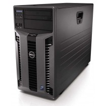 DELL POWEREDGE T710 - TOUR Intel QUAD core Xéon E5620 à 2.4Ghz - 4Go / 2*146Go 15K + 6*300Go SAS 10K  - DVD  - 2 alimentations