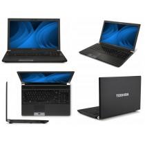 """Toshiba TECRA R850 - Core I5 à 2.5Ghz - 8Go - 320Go  - 15.6 """" LED + Webcam + pavé num  - DVD+/-RW - Windows 10 64Bits - GRADE B"""