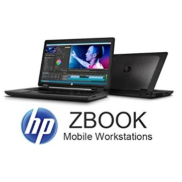 "Station HP ZBOOK 17 - I7-4800QM à 2.7Ghz - 16Go - 750Go - 17.3"" FULL HD + WEBCAM + QUADRO + Win10 64bits"