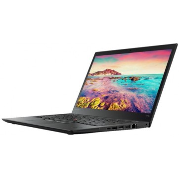 "LENOVO Thinkpad T470S - I5 7300U à 3.5Ghz - 8Go - 256Go - 14.1"" FULL HD MULTITOUCH + WEBCAM - Win 10 64bits- Gtie 30 mois"