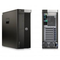 DELL Precision T3610 - XEON HEXA CORE E5-1650 à 3.2Ghz - 8Go -500Go -  QUADRO 600 - Windows 10 64Bits