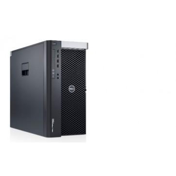 DELL Precision T7610 - BI-XEON OCTO-CORE E5-2650v2 à 2.6Ghz - 64Go + 3x256Go SSD  - QUADRO K6000 12Go - Win 10 PRO 64Bits