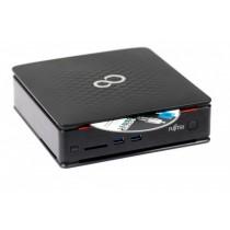 ULTRA-PC de salon Fujitsu Esprimo Q520- CORE I3-4130T à 2.9Ghz 4Go / 500Go - DVD+/-RW - WiFi - Windows 10 installé