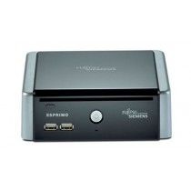 ULTRA-PC Fujitsu Esprimo Q900- Intel CORE I3-2330 à 2.2Ghz 4Go - 500Go - DVD+/-RW - WiFi - Windows 10 installé
